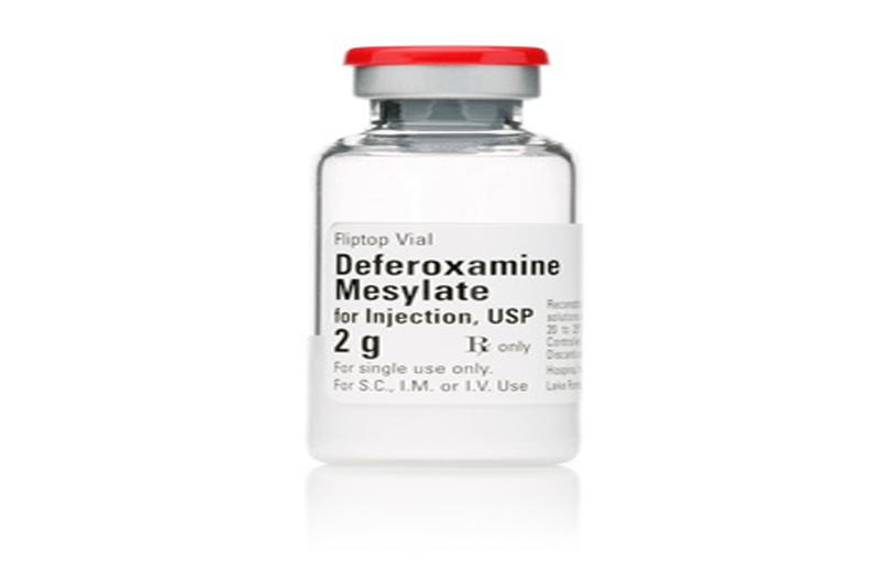 داروی دفِرپیرونو دفروگزامین در طیور